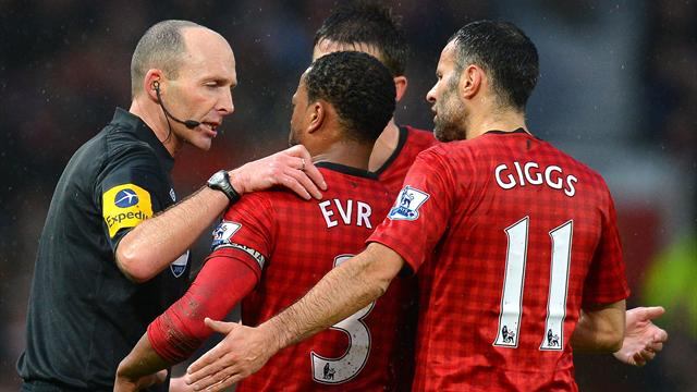 Et pourtant, United prend l'eau - Football - Premier League