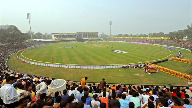 Third Test switched to Hyderabad - Cricket