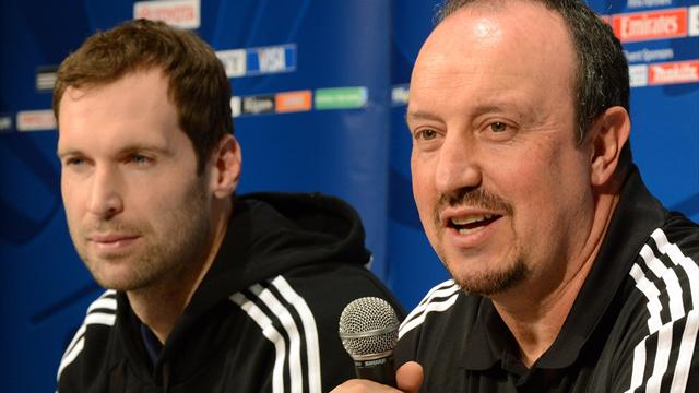 Cech: Benitez has improved Chelsea - Football - Premier League