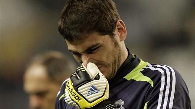 Saison 2012/2013: Iker Casillas (Real Madrid)