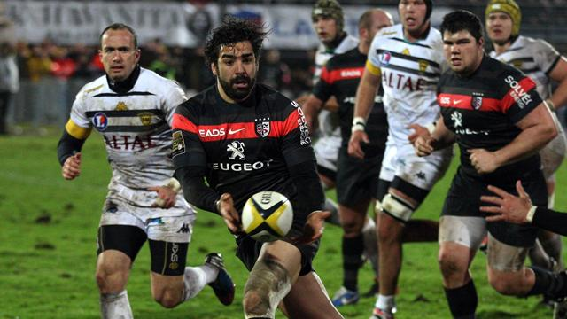 Toulouse s'en sort bien - Rugby - Top 14