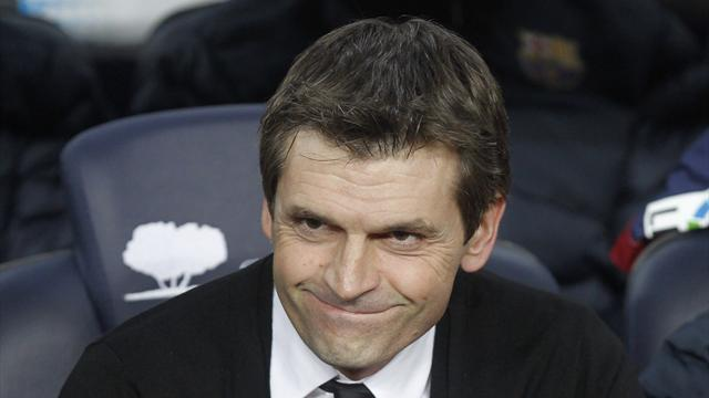 Barcelona lifted by return of Vilanova and Abidal - Football - Liga