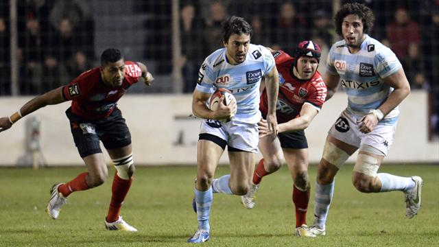 Décisif pour le Racing - Rugby - Coupe d'Europe