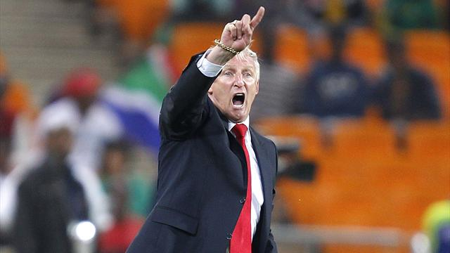 South Africa coach confident of overcoming poor finishing - Football - African Cup of Nations