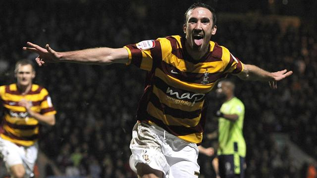 Brilliant Bradford overpower Villa in semi-final first leg - Football - League Cup