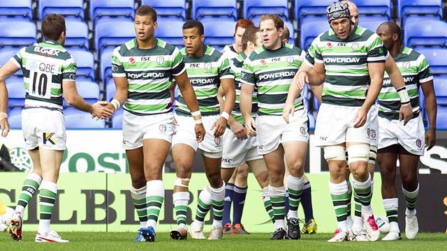 Le bon coup des London Irish