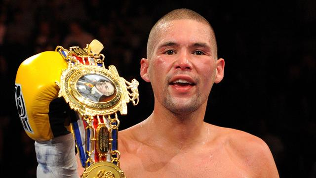 Bellew title shot 'could be Stateside'