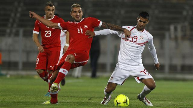 Two cut as Tunisia settle on final squad