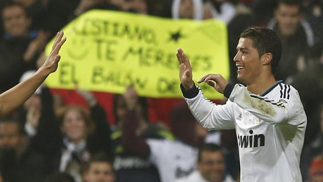 Ronaldo hat-trick fires Real into Copa quarters  - Football - Spanish Liga