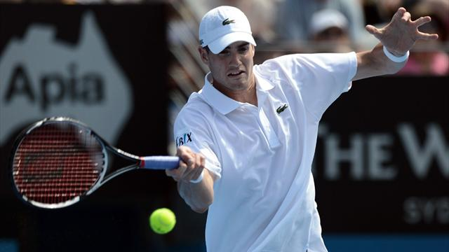 Isner pulls out of Australian Open  - Tennis - Australian Open