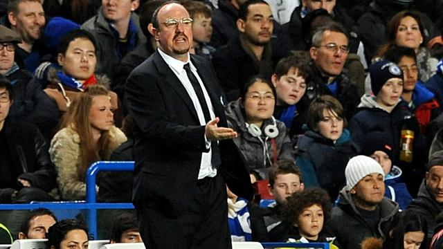 Benitez stands by stars after Swansea loss - Football - League Cup