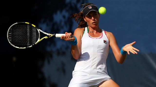 Konta through, Keothavong out in Roland Garros qualifying - Tennis - French Open