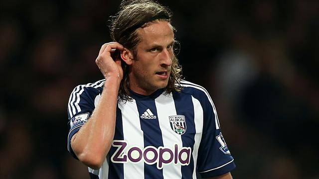 West Brom reject £5m Olsson bid - Football - Premier League