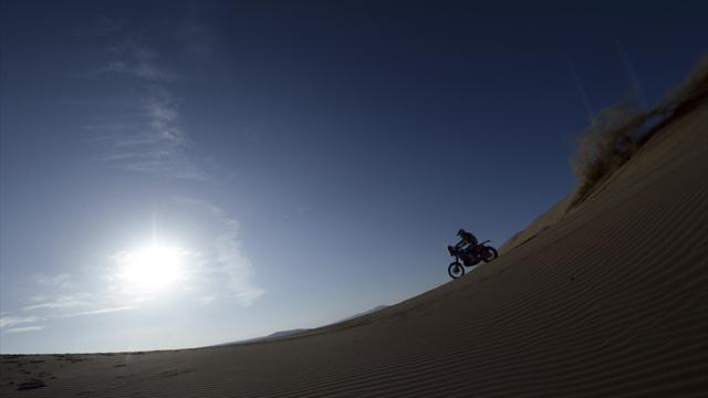 Two killed in crash at Dakar Rally - Rally Raid - Dakar