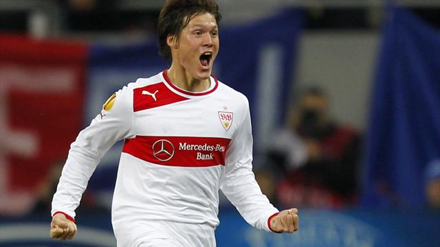 Stuttgart extend deals with Roecker and Japan's Sakai - Football - German Bundesliga