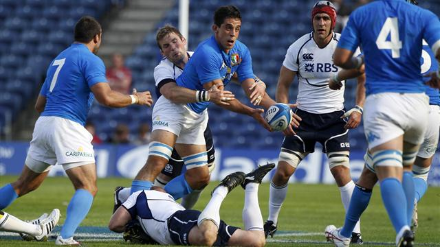 Trio return to Italy Six Nations squad  - Rugby - Six Nations