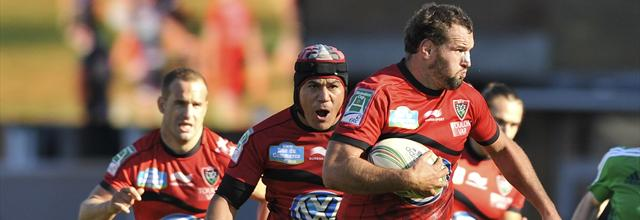 Toulon survolté - Rugby - Coupe d'Europe