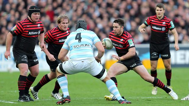 Que de regrets pour le Racing ! - Rugby - Coupe d'Europe