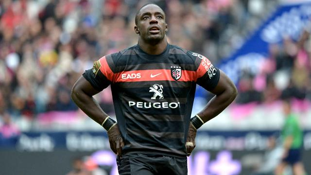 Nyanga rentre à Toulouse - Rugby - 6 Nations