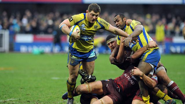 Kayser prolonge, Clermont stabilise - Rugby - Top 14