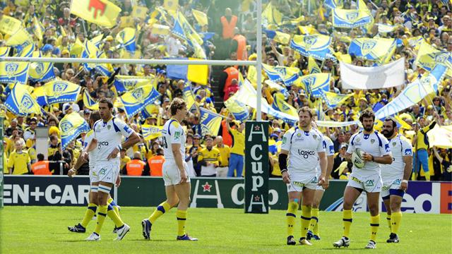 Clermont: Ce sera bien le Michelin en quart - Rugby - Coupe d'Europe