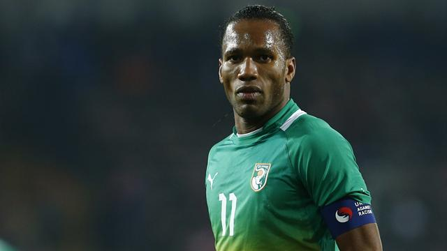 Galatasaray attend Drogba