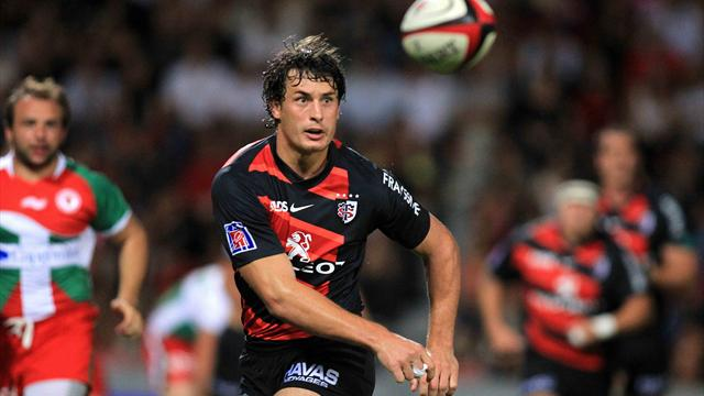Toulouse encore convalescent - Rugby - Top 14