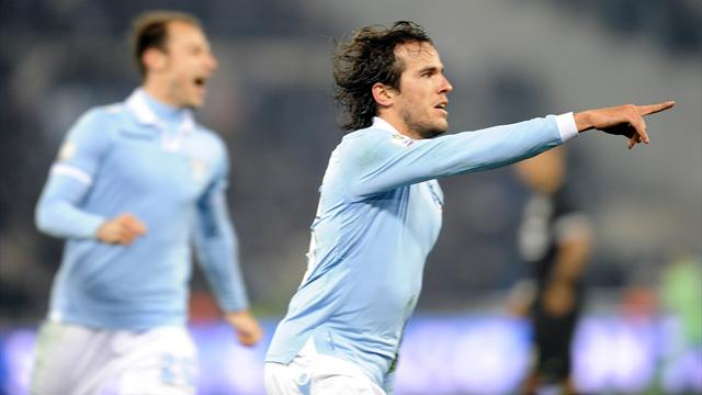 Lazio end Juventus double hopes