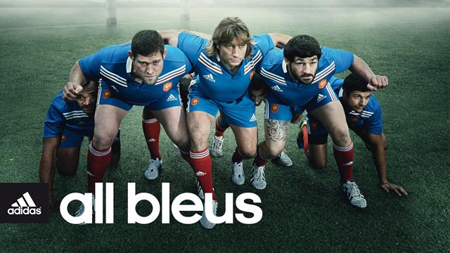 Bleus: Les avants face à la machine - Rugby - 6 Nations