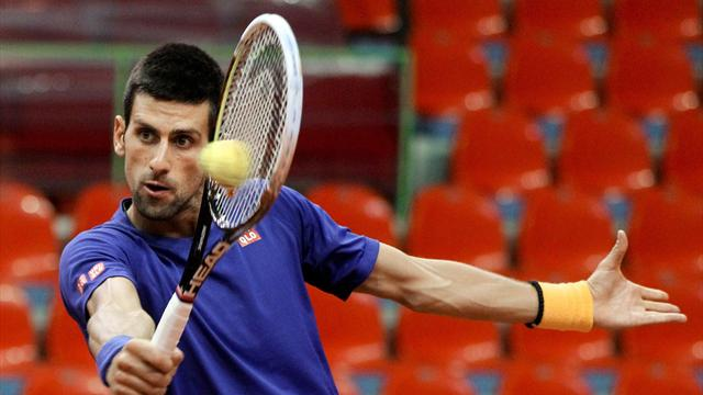 Djokovic lambasts state of court ahead of tie - Tennis - Davis Cup