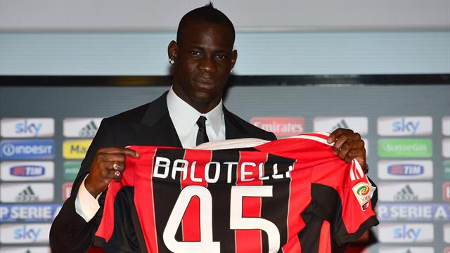 Balotelli slams English press, weather, food