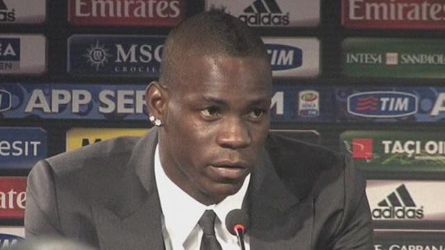 Balotelli slams English press, weather, food - Football - Italian Serie A