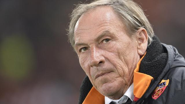 Roma sack Zeman after loss to Cagliari