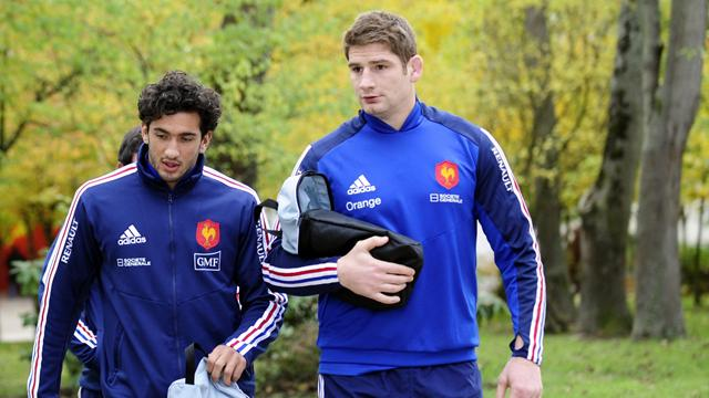 "Papé: ""Beaucoup de craintes"" - Rugby - 6 Nations"