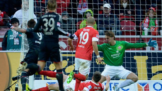 Bayern extend lead to 14 points with win at Mainz - Football - Bundesliga