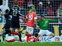 Bayern extend lead to 14 points with win at Mainz
