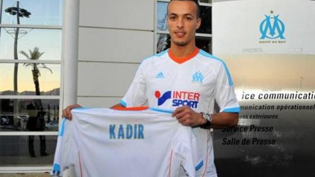 OM : avec Kadir, sans Morel contre Nancy
