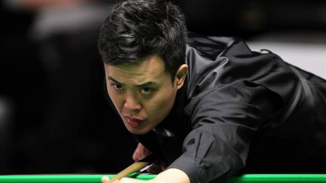 Fu outlasts Hawkins to set up Carter final - Snooker