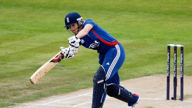 England women see off India in Mumbai - Cricket - Ashes