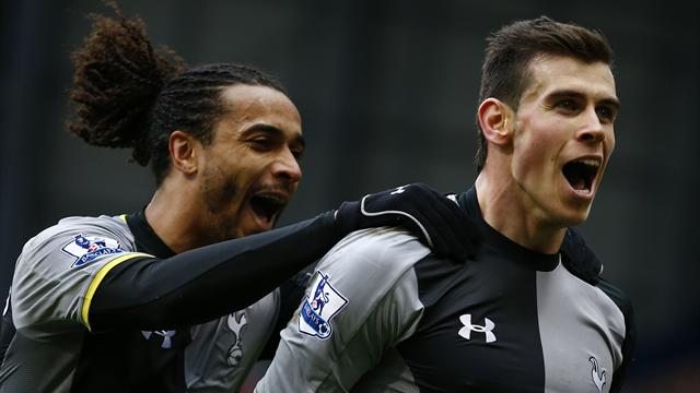 Bale magic carries Spurs past West Brom - Football - Premier League