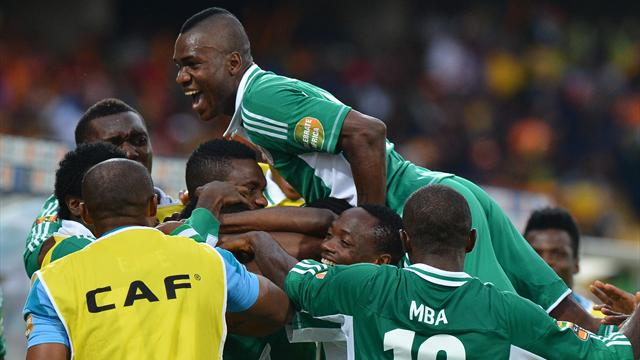 Nigeria shock Ivory Coast as Drogba fails again - Football - African Cup of Nations