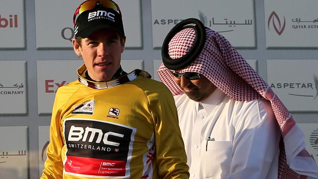 Cavendish sixth as Bookwalter takes Qatar jersey - Cycling