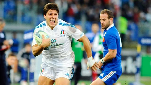 Deux contres assassins - Rugby - 6 Nations