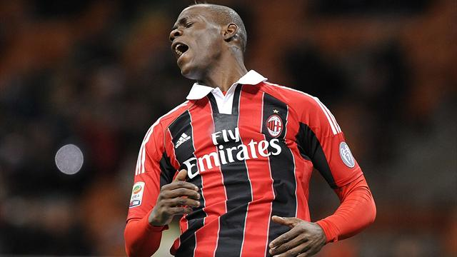 Balotelli, séduction immédiate - Football - Serie A