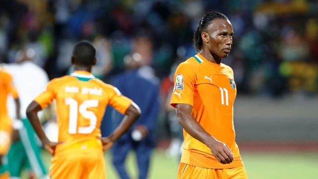 Nations Cup dream is over for me, says Drogba  - Football - African Cup of Nations