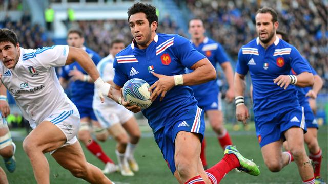 Italie-France: Le bulletin de notes - Rugby - 6 Nations