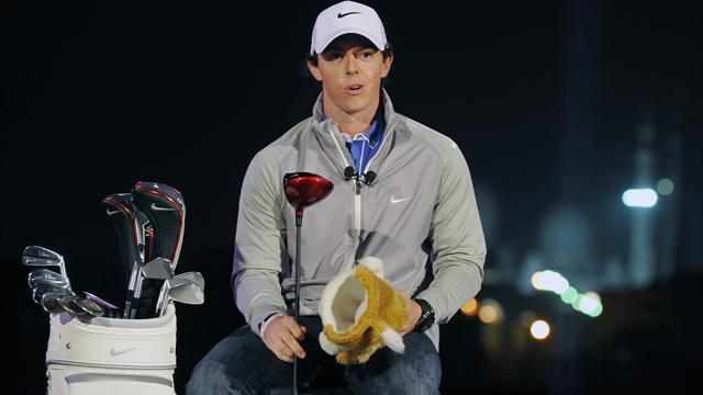 Lyle: McIlroy's Nike deal could lead to 'kamikaze dive'