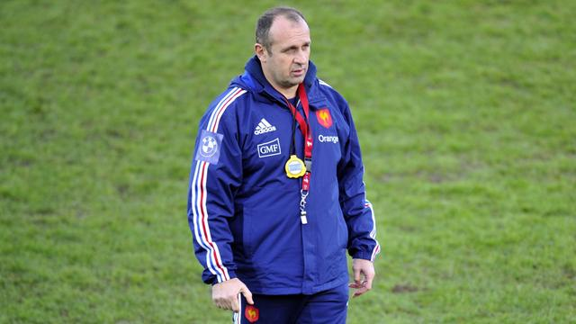 Saint-André veut assumer - Rugby - 6 Nations