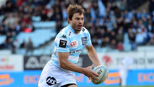 Le Racing en quête de confirmation - Rugby - Top 14