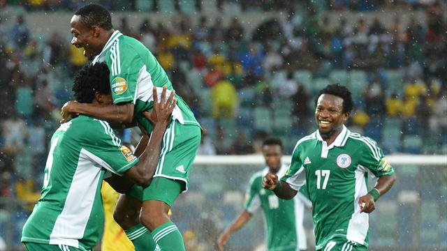 Nigeria hammer Mali to march into final - Football - African Cup of Nations